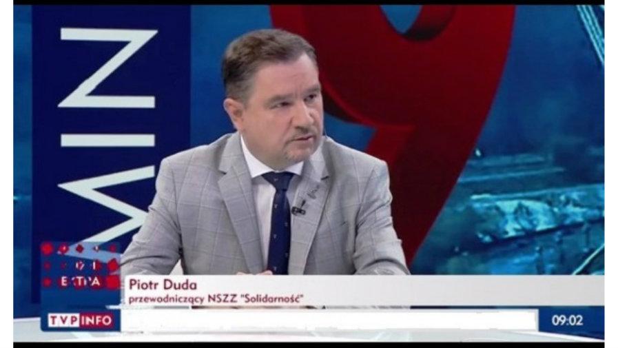 30 - 01 - 2019 - Komu służy pluralizm związkowy w służbach mundurowych - źródło ZZS Florian (...)